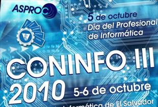 Asista al III Congreso de Informática, CONINFO 2010