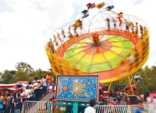 Inauguran Campo De La Feria De Fiestas Julias Fiestas Julias 2010