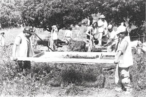Perdón.  El presidente Funes pedirá perdón de parte del Gobierno por las víctimas de El Mozote a manos del Ejército salvadoreño.  Foto de LA PRENSA/Archivo