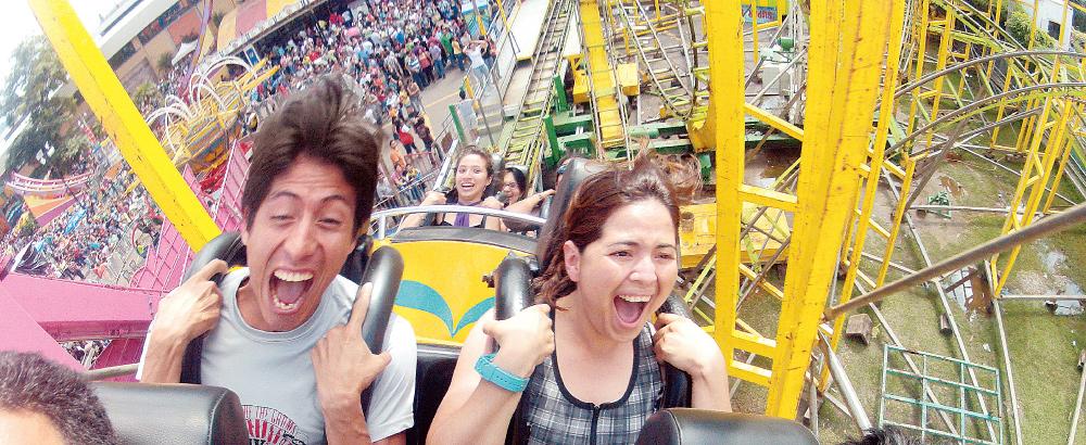 Fiestas Agostinas 2012 Emocion Y Diversion A Lo Extremo