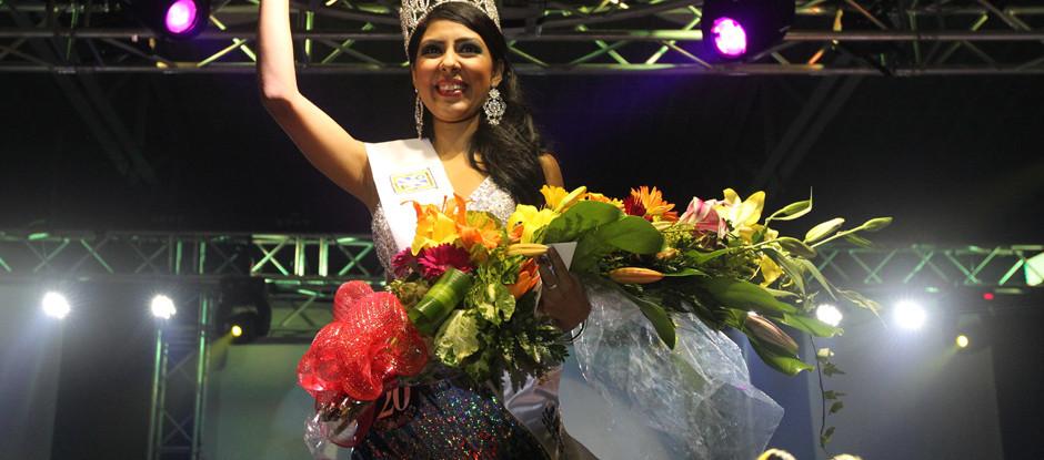Nubia Delgado fue elegida nueva reina de la capital, cuando faltan apenas dos semanas para el inicio de las fiestas en honor a El Salvador del Mundo.